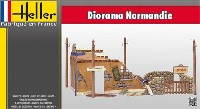 ノルマンディー 廃墟の家