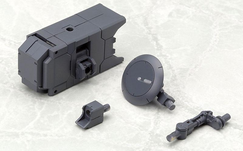 ミサイル & レドームプラモデル(コトブキヤM.S.G モデリングサポートグッズ ウェポンユニットNo.MW-036)商品画像_3
