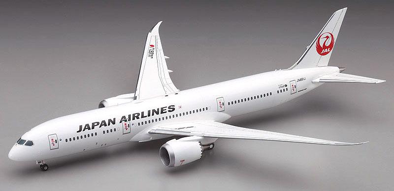 日本航空 ボーイング 787-9プラモデル(ハセガワ1/200 飛行機シリーズNo.022)商品画像_2