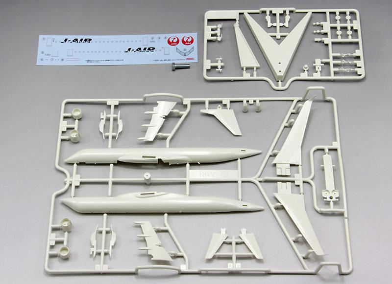 ジェイ・エア MRJ90プラモデル(ファインモールド1/200スケール プラモデルNo.15505)商品画像_1