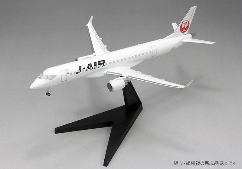 ジェイ・エア MRJ90プラモデル(ファインモールド1/200スケール プラモデルNo.15505)商品画像_2