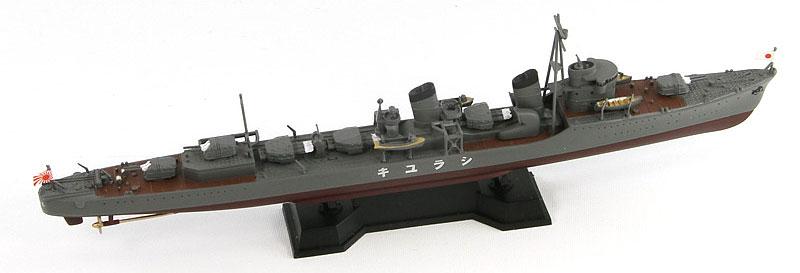 日本海軍 特型駆逐艦 白雪 (新装備付)プラモデル(ピットロード1/700 スカイウェーブ W シリーズNo.SPW039)商品画像_2