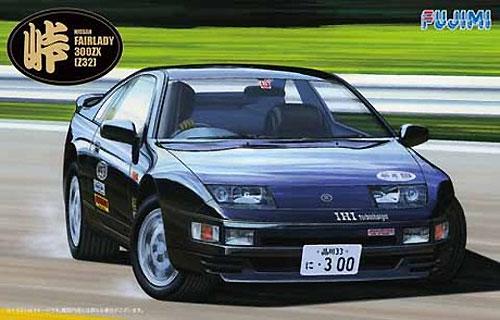 ニッサン フェアレディ 300ZX (Z32)プラモデル(フジミ1/24 峠シリーズNo.017)商品画像