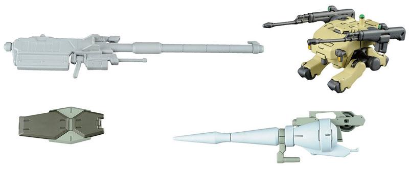 MSオプションセット 1 & CGS モビルワーカープラモデル(バンダイ1/144 HG 機動戦士ガンダム 鉄血のオルフェンズ アームズNo.001)商品画像_1