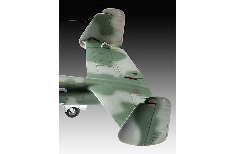 ドルニエ Do215B-5 夜間戦闘機プラモデル(レベル1/48 飛行機モデルNo.04925)商品画像_4