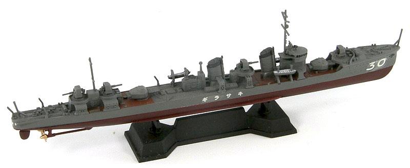 日本海軍 睦月型駆逐艦 如月プラモデル(ピットロード1/700 スカイウェーブ W シリーズNo.SPW041)商品画像_2