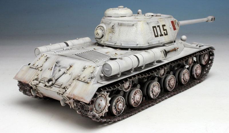 IS-2 プラウダ高校プラモデル(プラッツガールズ&パンツァーNo.GP-019)商品画像_3