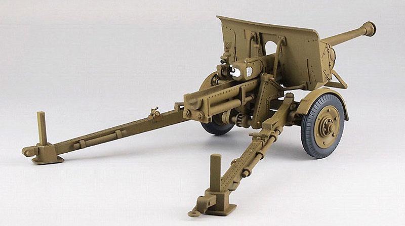 日本陸軍 75mm 機動九〇式野砲プラモデル(ピットロード1/35 グランドアーマーシリーズNo.G040)商品画像_3