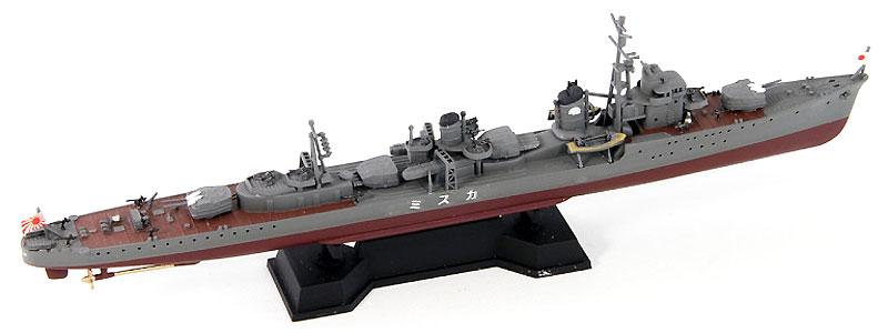 日本海軍 朝潮型駆逐艦 霞 (新装備付)プラモデル(ピットロード1/700 スカイウェーブ W シリーズNo.SPW043)商品画像_3