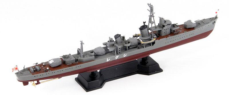 日本海軍 白露型駆逐艦 時雨 (新装備付)プラモデル(ピットロード1/700 スカイウェーブ W シリーズNo.SPW045)商品画像_3