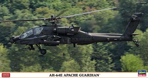 AH-64E アパッチ ガーディアンプラモデル(ハセガワ1/48 飛行機 限定生産No.07414)商品画像