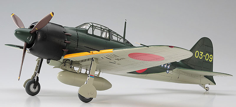 三菱 A6M5c 零式艦上戦闘機 52型丙プラモデル(ハセガワ1/32 飛行機 StシリーズNo.ST034)商品画像_2