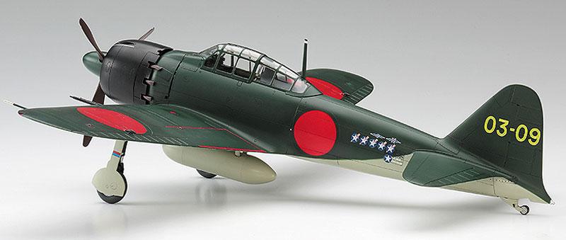 三菱 A6M5c 零式艦上戦闘機 52型丙プラモデル(ハセガワ1/32 飛行機 StシリーズNo.ST034)商品画像_3