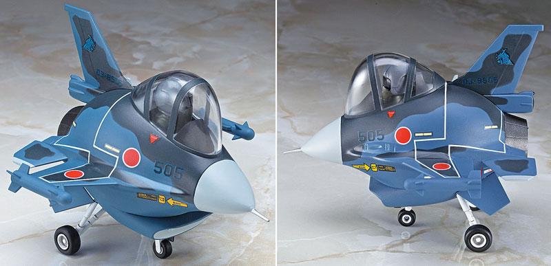 F-2プラモデル(ハセガワたまごひこーき シリーズNo.TH027)商品画像_2
