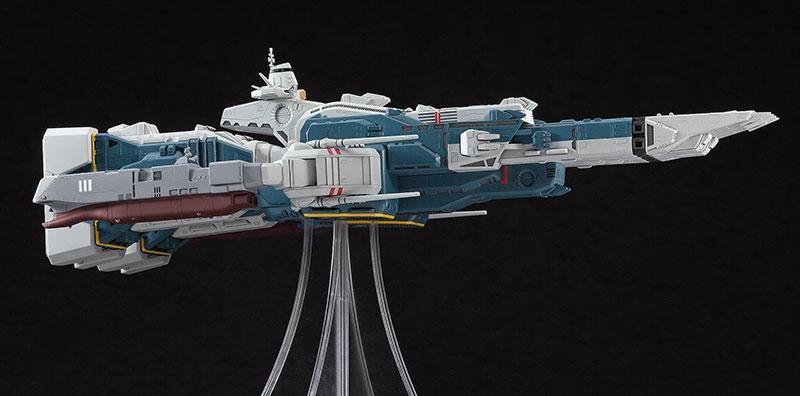 SDF-1 マクロス 要塞艦 w/プロメテウス & ダイダロスプラモデル(ハセガワマクロスシリーズNo.65830)商品画像_4