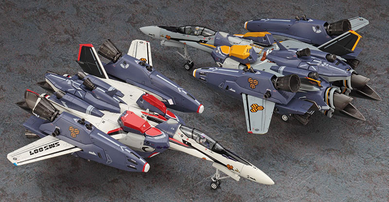 VF-25F/S スーパーメサイア マクロスFプラモデル(ハセガワ1/72 マクロスシリーズNo.027)商品画像_2