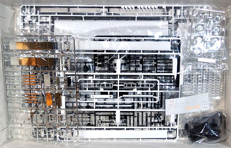 コダイラ SP ダンプトレーラプラモデル(アオシマ1/32 ヘビーフレイト シリーズNo.021)商品画像_1