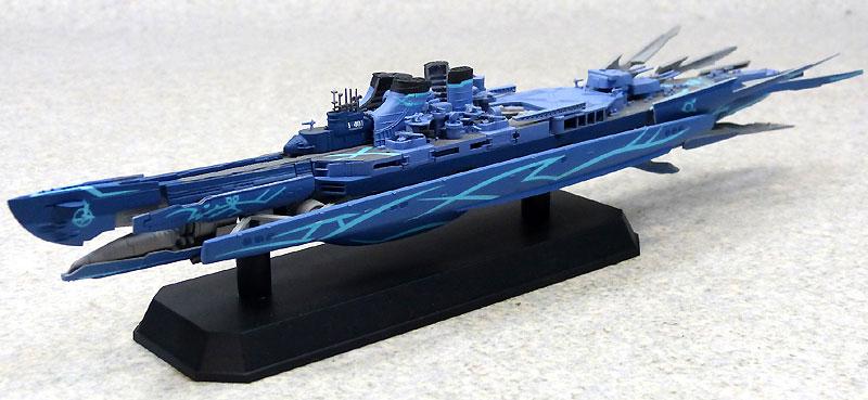 蒼き鋼 イ401 アルス・ノヴァ モードプラモデル(アオシマ蒼き鋼のアルペジオNo.015)商品画像_2