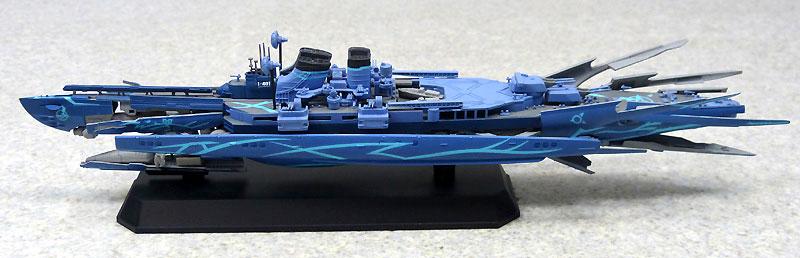 蒼き鋼 イ401 アルス・ノヴァ モードプラモデル(アオシマ蒼き鋼のアルペジオNo.015)商品画像_3