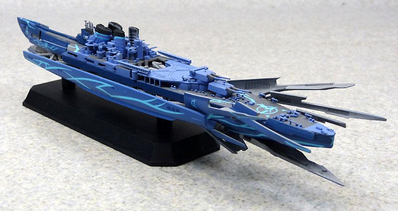 蒼き鋼 イ401 アルス・ノヴァ モードプラモデル(アオシマ蒼き鋼のアルペジオNo.015)商品画像_4
