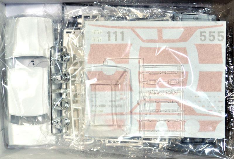 シャコタンコヤジ公認 ハコスカ 4Drプラモデル(アオシマ1/24 リバティーウォークNo.SP-051269)商品画像_1