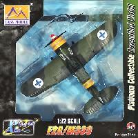 イージーモデル1/72 ウイングド エース (Winged Ace)F2A バッファロー フィンランド空軍 BW-378 1941年後期