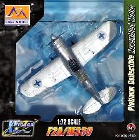 イージーモデル1/72 ウイングド エース (Winged Ace)F2A バッファロー フィンランド空軍 BW-352