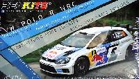 BELKITS1/24 PLASTIC KITSフォルクスワーゲン ポロ R WRC