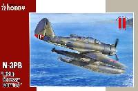 スペシャルホビー1/72 エアクラフト プラモデルノースロップ N-3PB 水上爆撃機 ノルウェー軍戦後