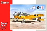 スペシャルホビー1/72 エアクラフト プラモデルイタリア カプロニ Ca.311 双発多用途機 フォーリン・サービス