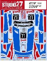 メルセデス SLS ロシアン チーム #71 モンツァ 2015