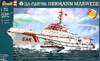 レベル1/72 艦船モデル海難救難艇 ハーマン メルベーデ (アップデート2012)