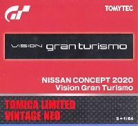 トミーテックトミカリミテッド ヴィンテージ ネオニッサン CONCEPT 2020 Vision Gran Turismo (赤)