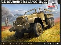 ダイアモンド T968A カーゴ (後期型オープンキャブ)
