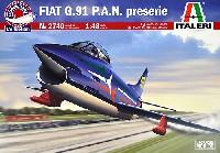 フィアット G.91 P.A.N. フレッチェ・トリコローリ
