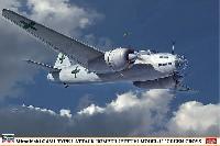 三菱 G4M1 一式陸上攻撃機 11型 緑十字