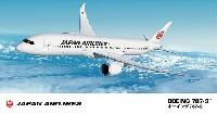 ハセガワ1/200 飛行機シリーズ日本航空 ボーイング 787-9