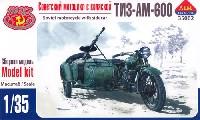 ロシア TIZ-AM-600 ソ連サイドカー
