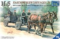 ドイツ If.5 マシンガンキャリー 36