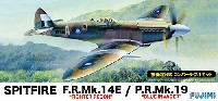 スピットファイヤー F.R.Mk.14E / P.R.Mk.19