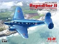 ICM1/48 エアクラフト プラモデルイギリス空軍 エクスペディター 2