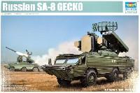 ロシア SA-8 ゲッコー
