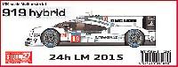 スタジオ27ツーリングカー/GTカー オリジナルキットポルシェ 919 ハイブリッド #19 ル・マン 2015