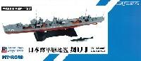 ピットロード1/700 スカイウェーブ W シリーズ日本海軍 睦月型駆逐艦 如月