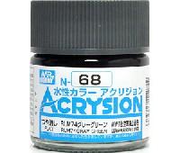 RLM74 グレーグリーン (N-68)