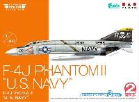 プラッツフライングカラー セレクションF-4J ファントム 2 U.S.NAVY
