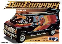 MPC1/25 カーモデルBAD COMPANY 1982 ダッジ・バン