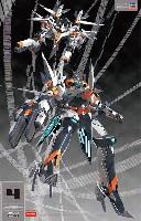 ハセガワ1/100 バーチャロイドシリーズYZR‐8000Η/Γ/R マイザー・イータ/ガンマ タイプR