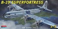 レベル1/48 飛行機モデルB-29 スーパーフォートレス
