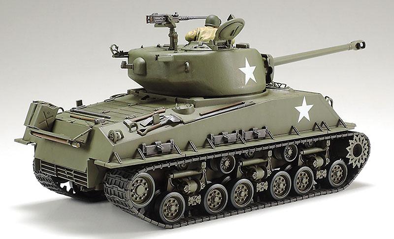 アメリカ戦車 M4A3E8 シャーマン イージーエイト (ヨーロッパ戦線)プラモデル(タミヤ1/35 ミリタリーミニチュアシリーズNo.346)商品画像_3